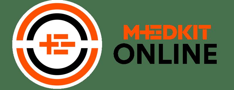 Medkit Online älyvarasto Logo